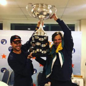 Jorge Zarif e Guilherme de Almeida_Pódio_Crédito Star Class Divulgação
